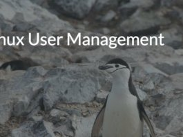 Linux User and Group Management