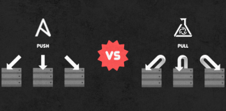 Differences between Ansible and Puppet