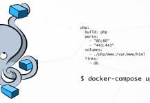 Docker compose File