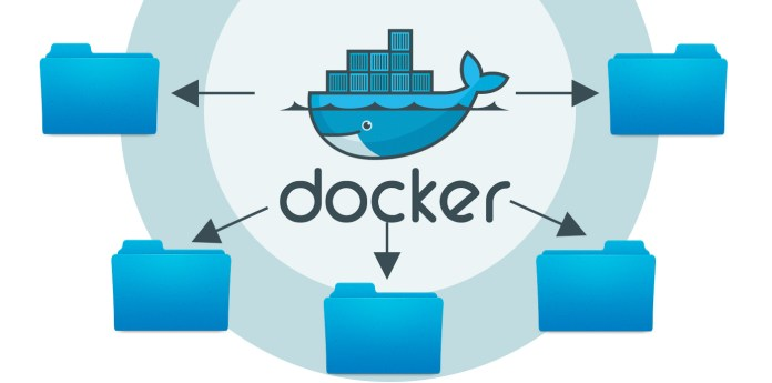 How to Share Data between Docker container and the Host