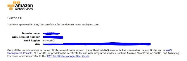 ssl access mail