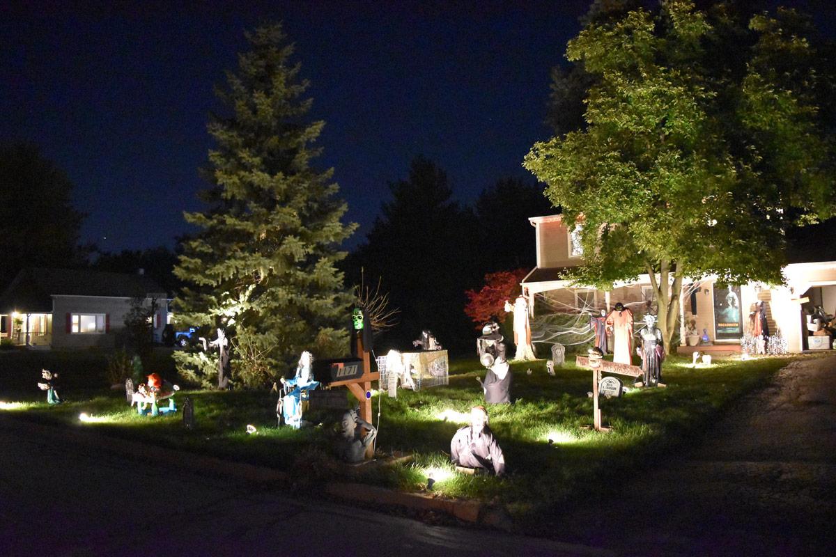 Batavia Park District s Second Annual Halloween House