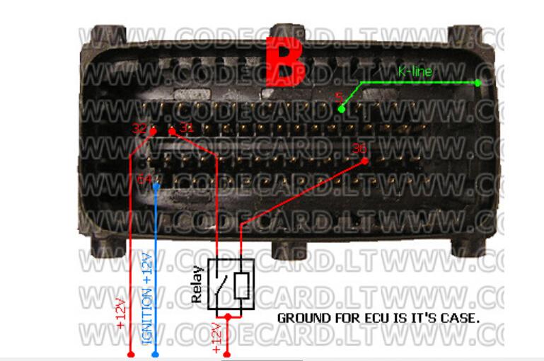 Jzx100 Ecu Wiring Diagram