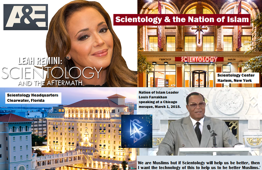Former Scientologist @MikeRinder: 'Effort by Scientology to Engage Nation of Islam