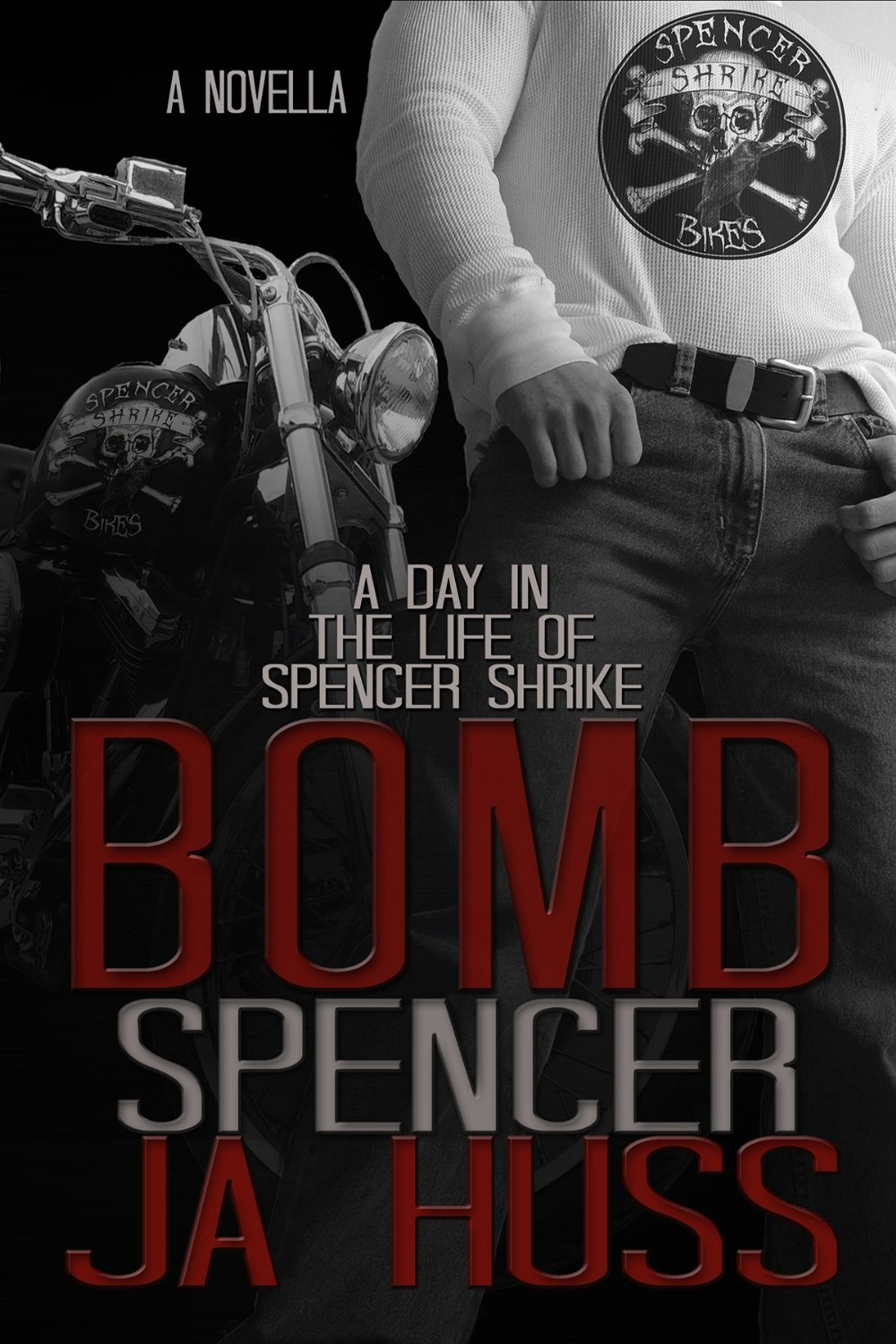 BOMB: A Day in the Life of Spencer Shrike Book Cover