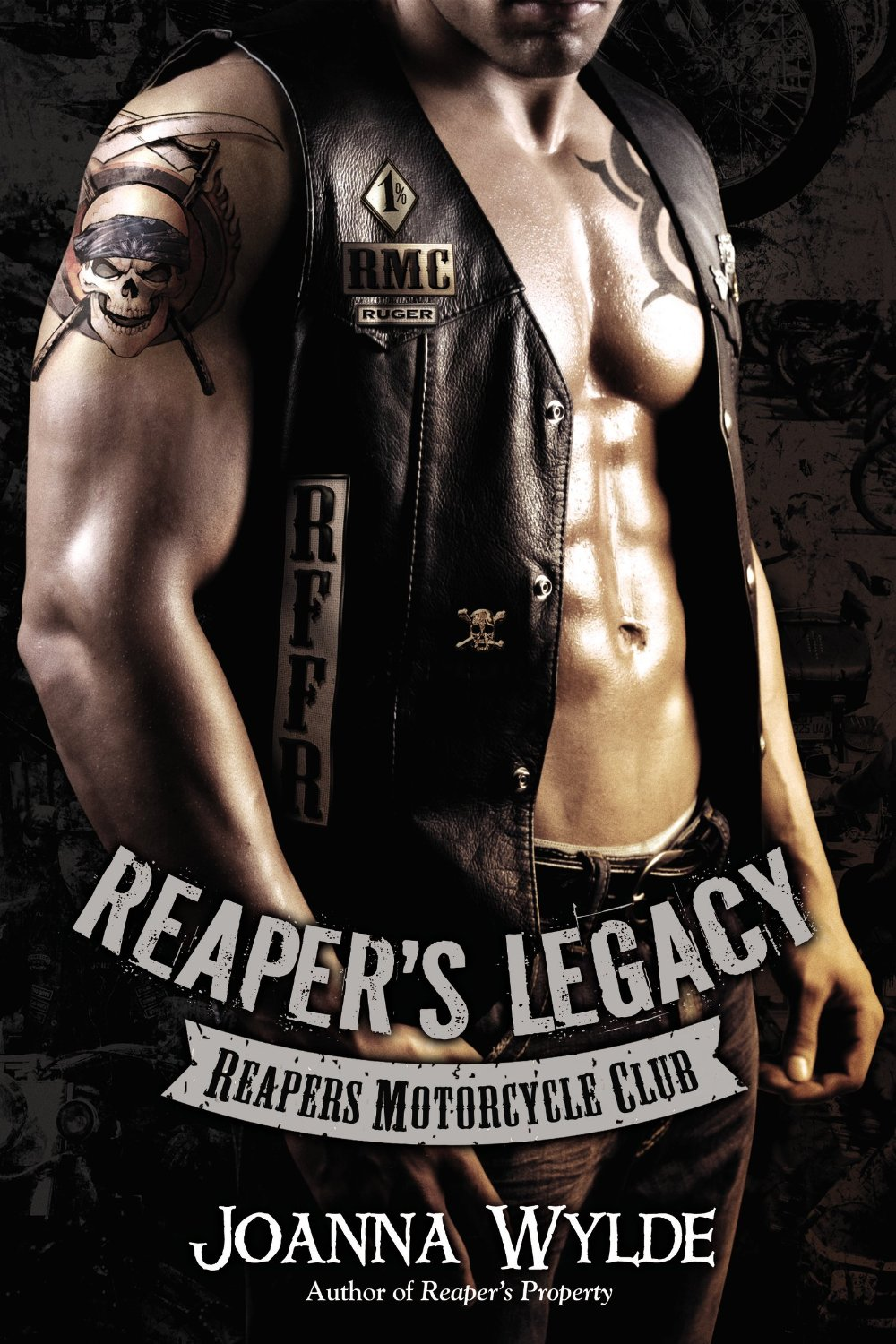 Reaper's Legacy (Reapers Motorcycle Club) Book Cover