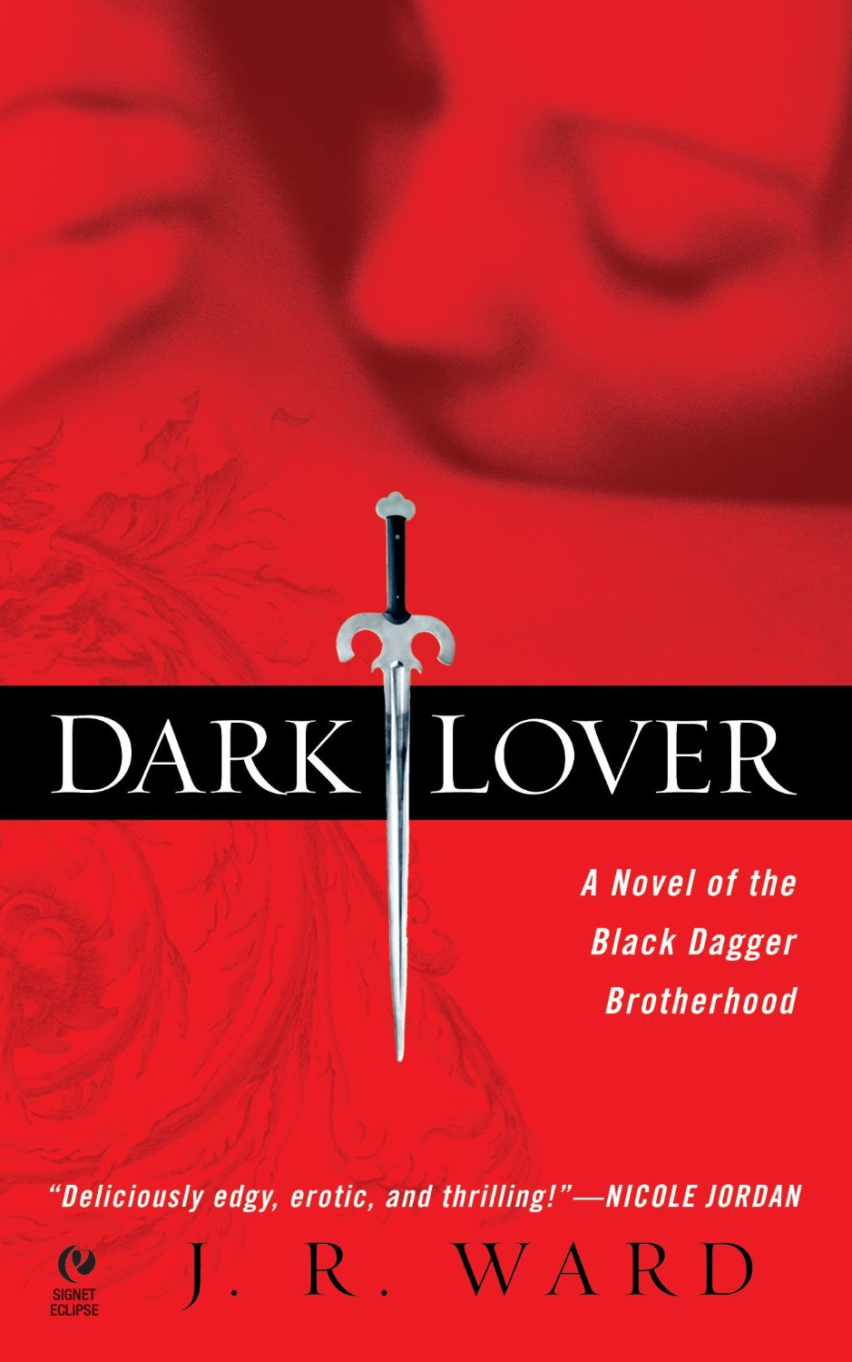 Dark Lover Book Cover