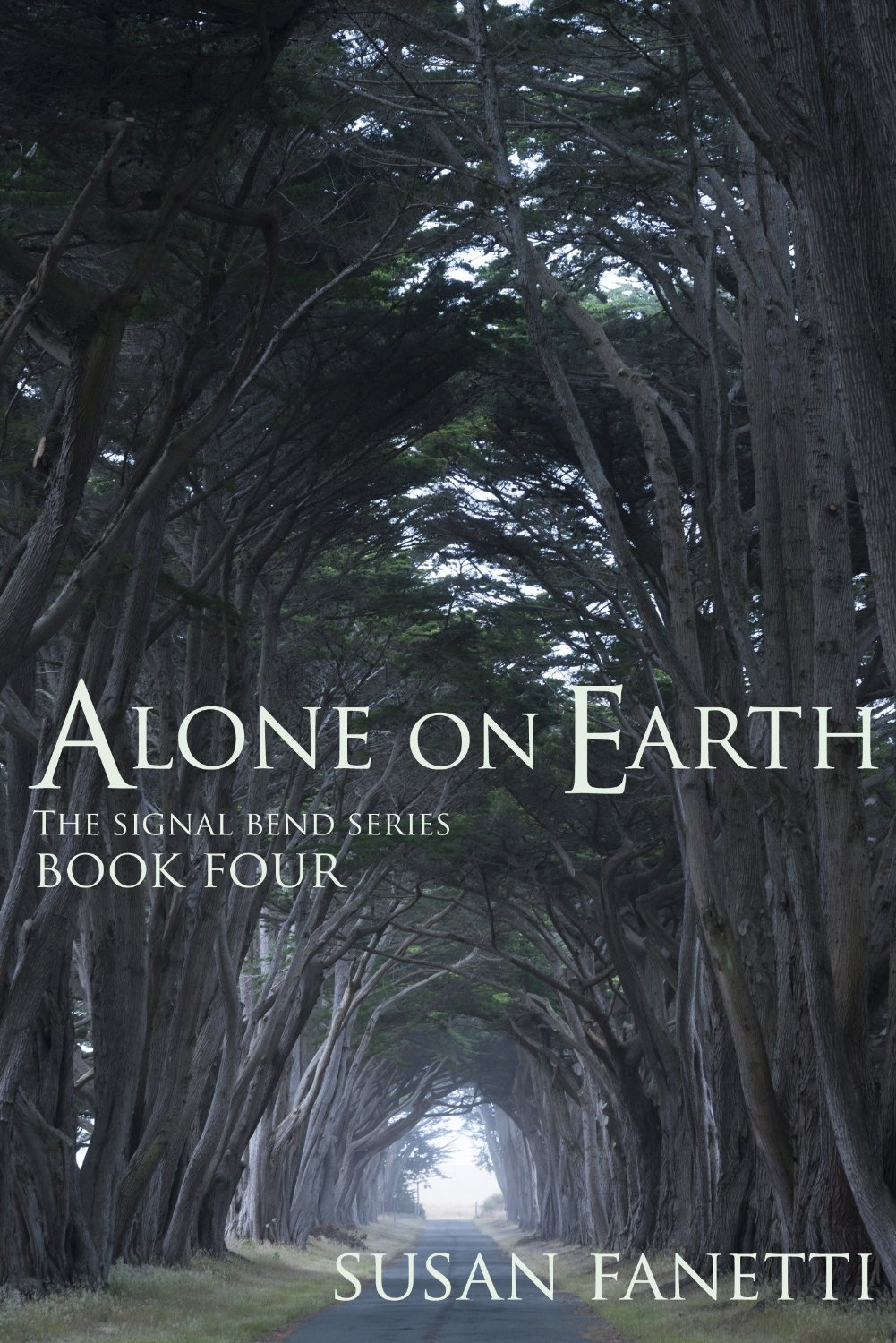 Alone on Earth Book Cover