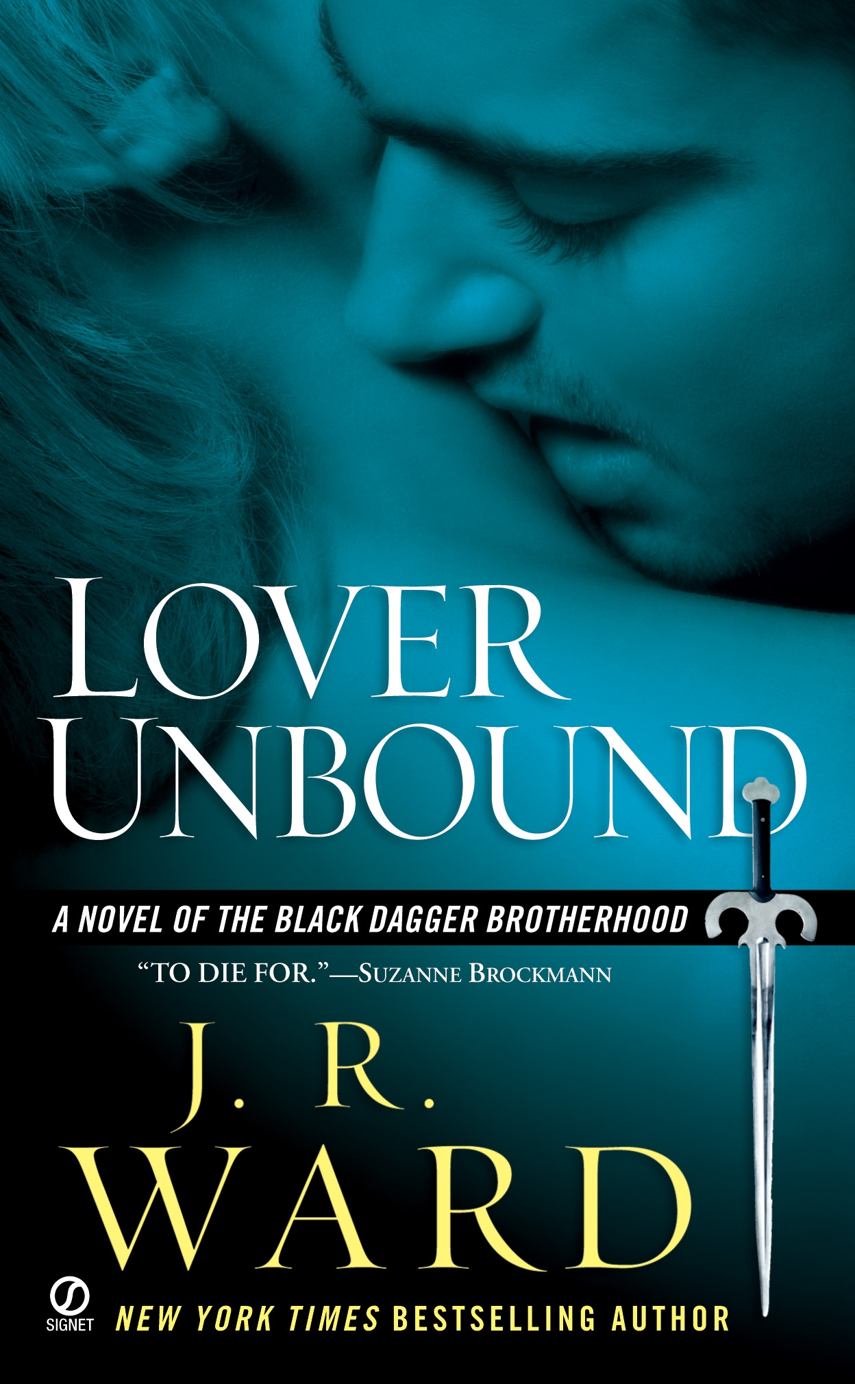 Lover Unbound Book Cover