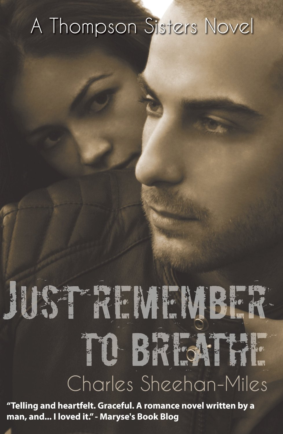 Just Remember to Breathe Book Cover