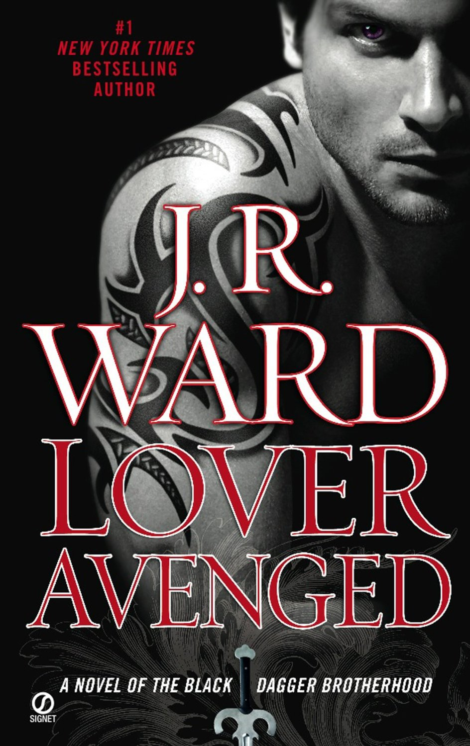 Lover Avenged Book Cover