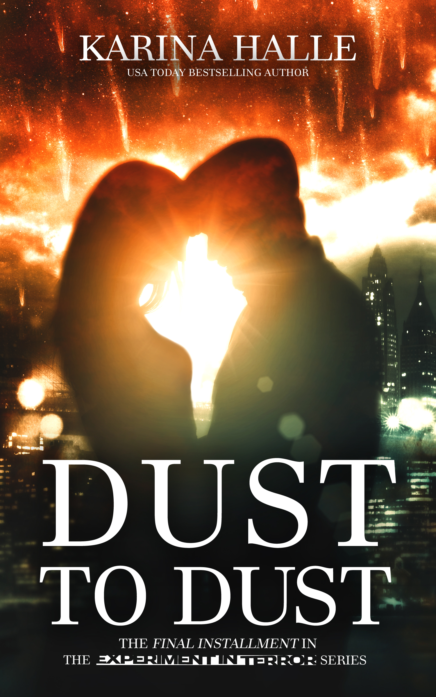 Dust to Dust Book Cover