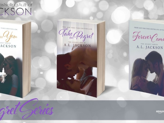 The Regret Series {Blog Tour}