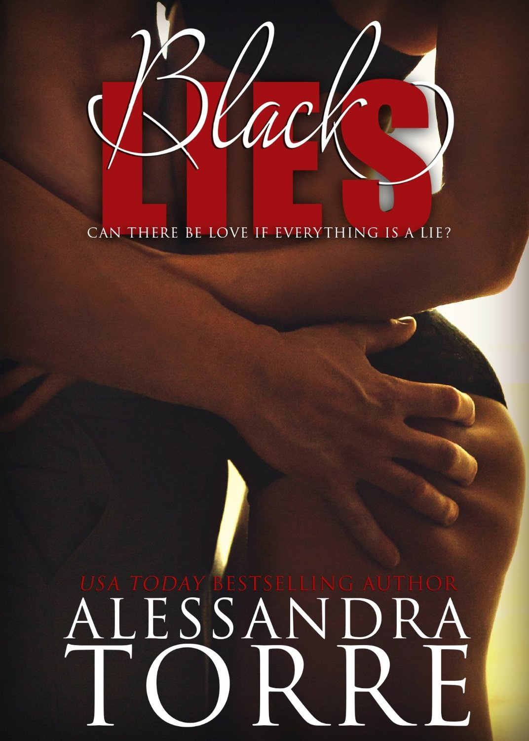 Black Lies Book Cover