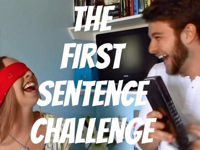 Book challenge {bookmovieguy}