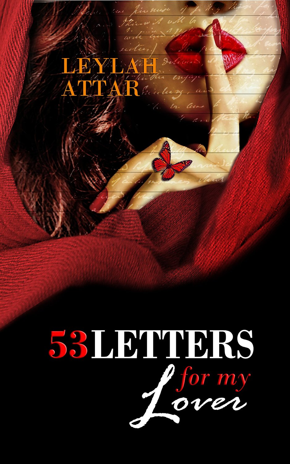 53 Letters for My Lover Book Cover