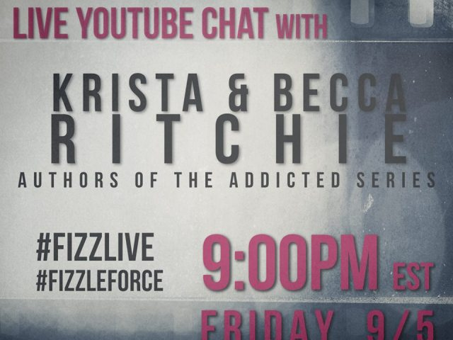 #FizzLIVE Watch it LIVE @KBRitchie  {YouTube}