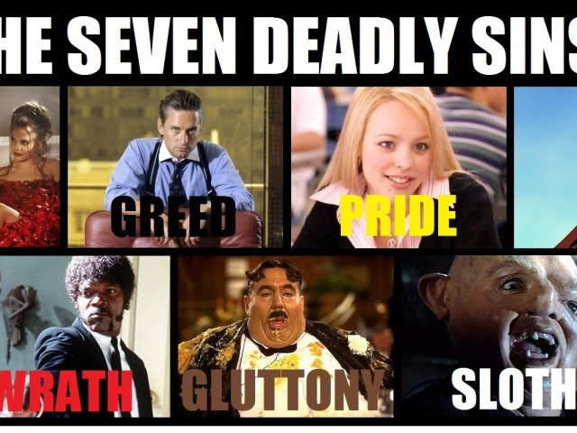 The Seven Deadly Sins Tag