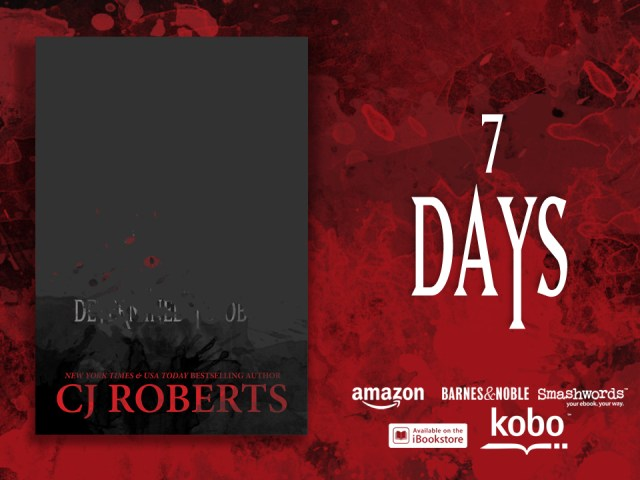'@AuthorCJRoberts DARK DUET: cover reveal – 7 days – @CLPromotionsKY