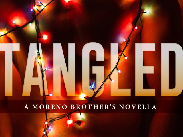 Tangled by @AuthorElizabeth  {cover reveal) @wordsmithpublic ||