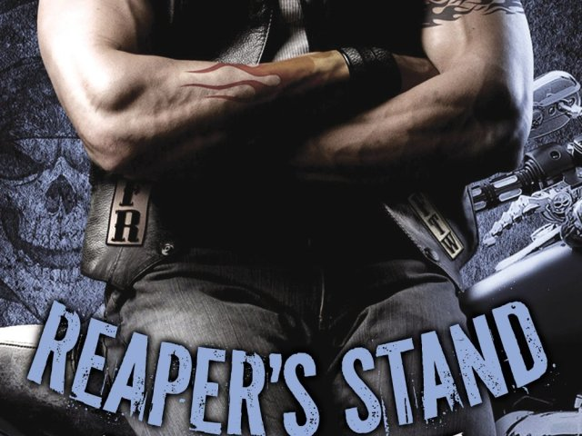 ★ Reaper's Stand  ★ by @joannawylde {blog tour + $100 giveaway} @RSofRomance