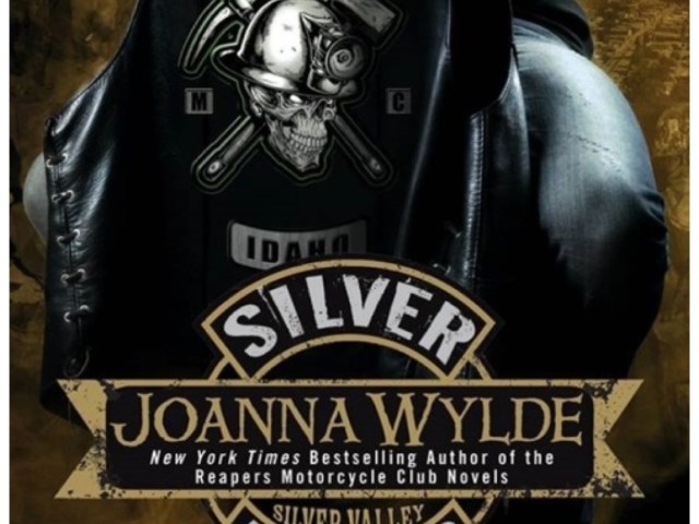 Silver Bastard by @joannawylde  {cover reveal} @RSofRomance