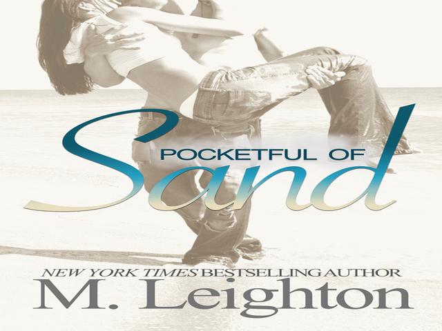Pocketful of Sand by @mleightonbooks (cover reveal) @badassmktg ::