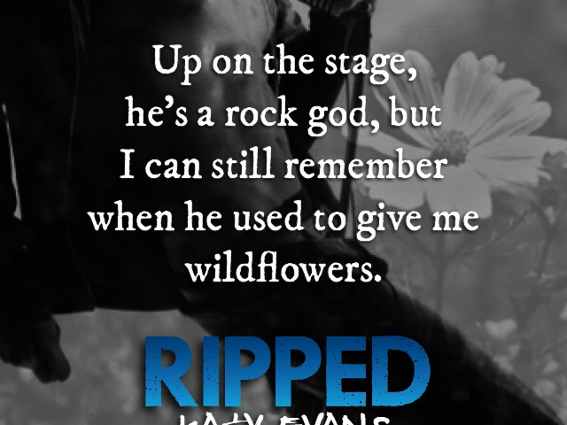 {EXCERPT} Ripped by @authorkatyevans | @RSofRomance