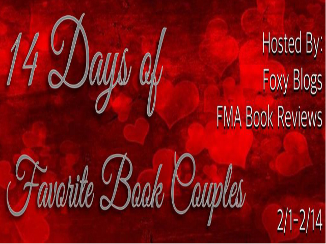 Day 4 of 14 days of Favorite Book Couples {Ford & Ashleigh} @JAHuss + #Giveaway