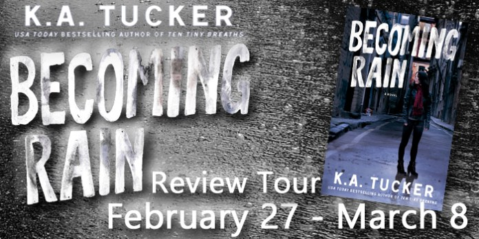 Becoming Rain Review Tour