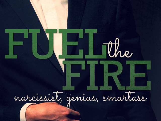 FUEL THE FIRE by @KBRitchie {The Addicted Characters and Their Breakfast + #Giveaways}::