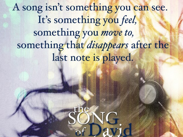 BLOG TOUR: The Song of David by @aharmon_author  {★ ★ ★ ★ ★} + giveaway