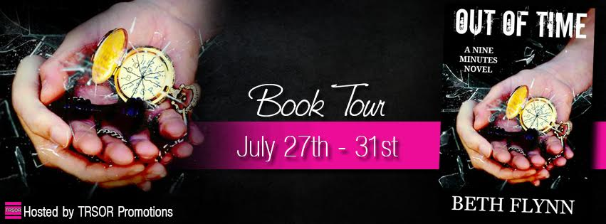 out of time book tour