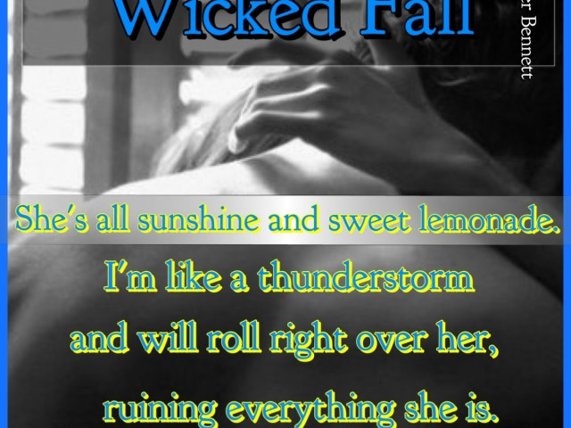 Wicked Fall by @BennettBooks  ★ ★ ★ ★