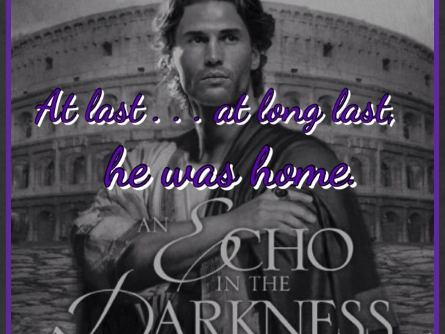 Review- AN ECHO IN THE DARKNESS by Francine Rivers