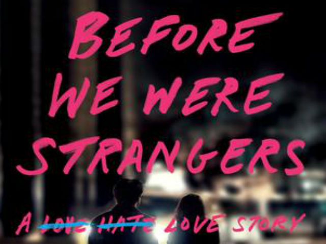 Review – Before We Were Stranger by @renayz