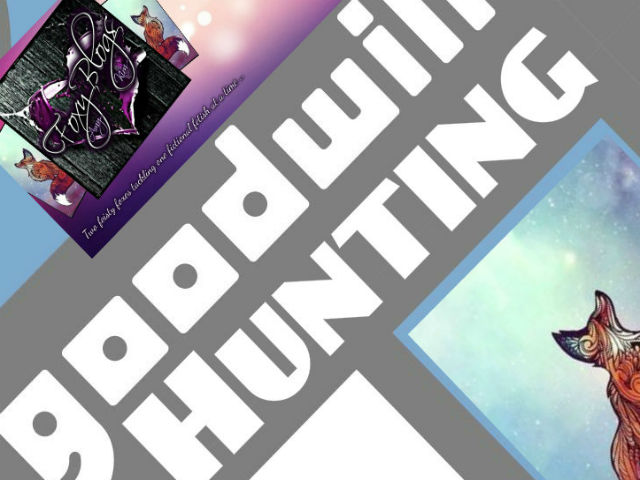 Goodwill Hunting #5 + #giveaways