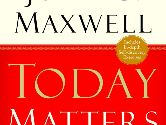 Review- Today Matters by @JohnCMaxwell