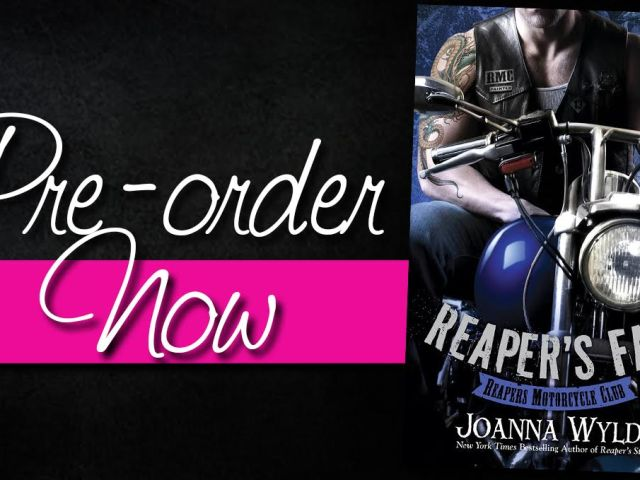 Pre-order & Excerpt: REAPER'S FALL by @joannawylde  |@RSofRomance