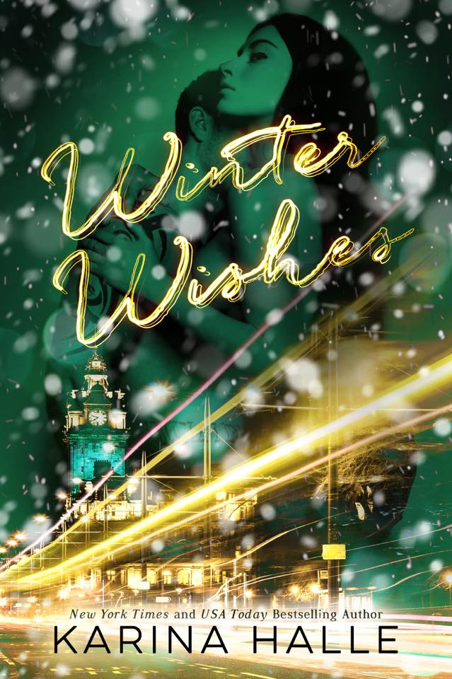 Winter Wishes Book Cover