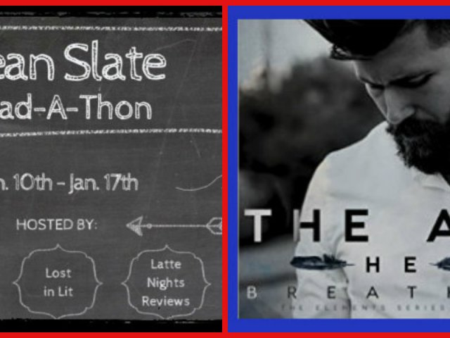 Clean Slate Read-A-Thon #CleanSlateReadathon