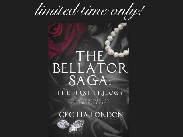 The Bellator Saga by @AuthorCLondon