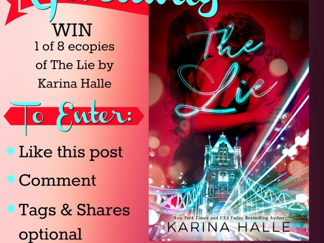 The Lie by @Metalblonde ~ Review + #Giveaway
