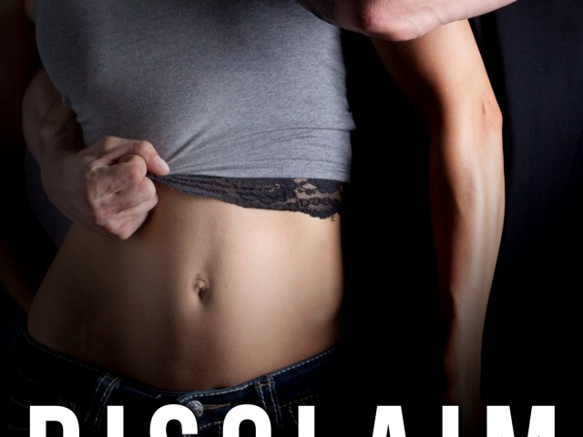 Cover Reveal ~ Disclaim by @pamgodwinbooks