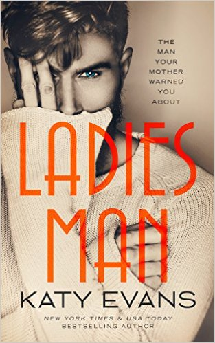 Ladies Man Book Cover