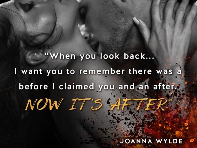 BlogTour: Reaper's Fire by Joanna Wylde + #giveaway