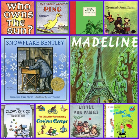 books to read to little ones