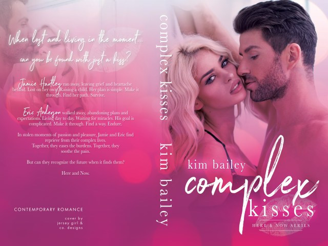 Happy release day: COMPLEX KISSES by @KimBwrites  #LovedIt  #giveaway