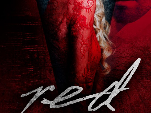 Cover Reveal & Giveaway ~ RED by @SMWestAuthor