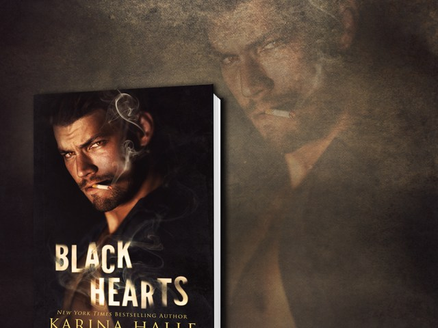 Cover Reveal ~ BLACK HEARTS by @MetalBlonde #WOW #Excited